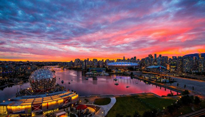 8 razones para visitar Vancouver