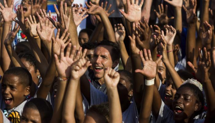 Steve Nash y la NBA encestan sin fronteras en Cuba
