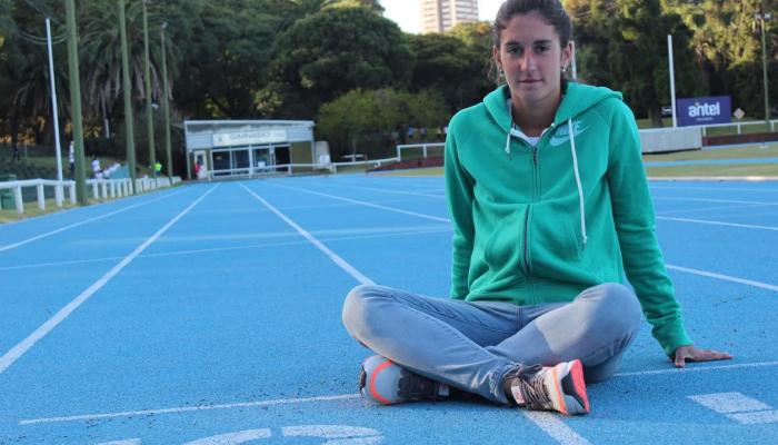 Correr contra todo: María Pía Fernández, la atleta uruguaya que quiere romper records en Toronto
