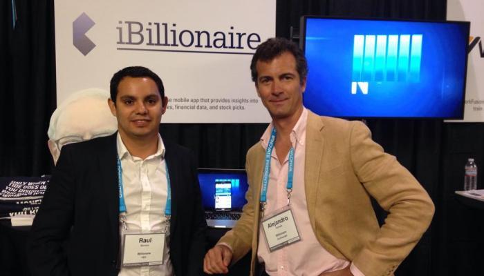 iBillionaire, la app latinoamericana que convierte a inversores en millonarios