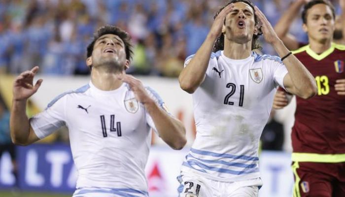 Las cinco mayores decepciones en la Copa América Centenario