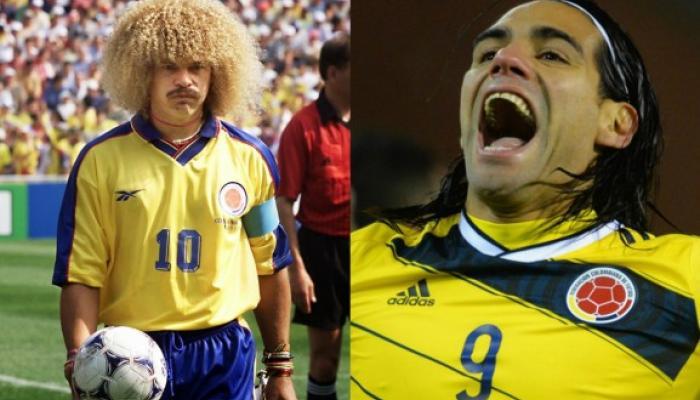 Los 10 mejores futbolistas colombianos de todos los tiempos
