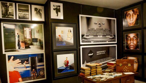 El Estudio Taller Figueroa-Vives no es solo una de las mejores galerías de arte en La Habana