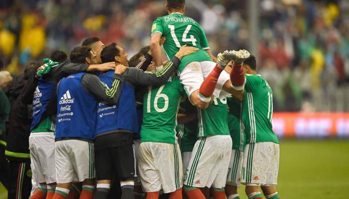 Mundial Rusia 2018: México y el sueño del quinto partido