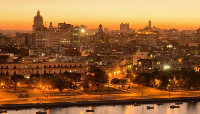 La Habana para un paseante nocturno