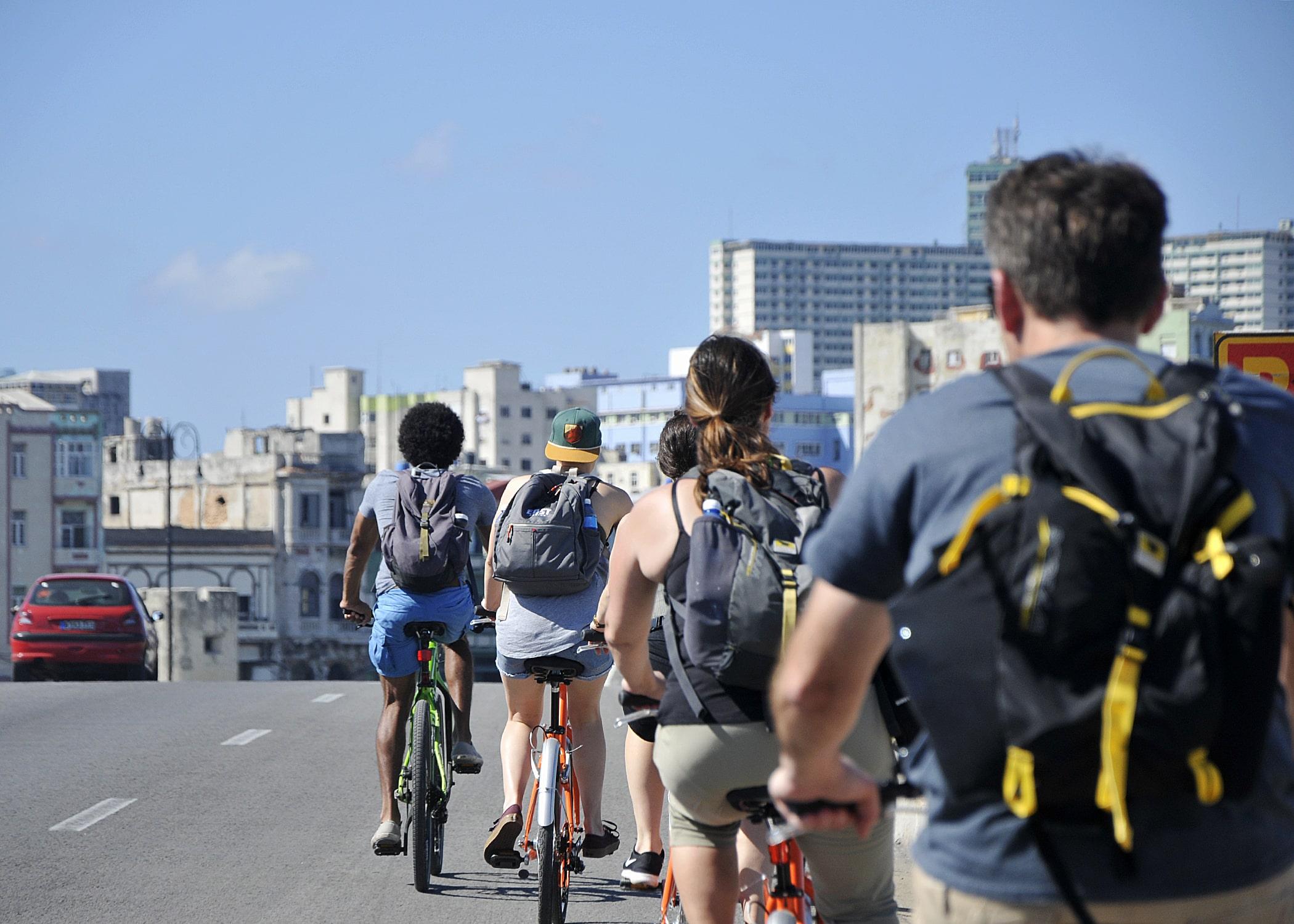 Citykleta, la empresa que enseña La Habana en bicicleta