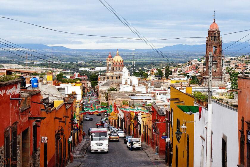 Las ciudades de América Latina que adoran los canadienses