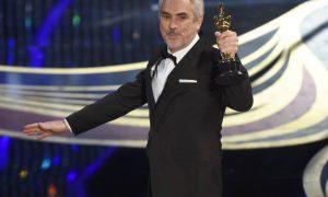 Alfonso Cuaron Oscar Roma