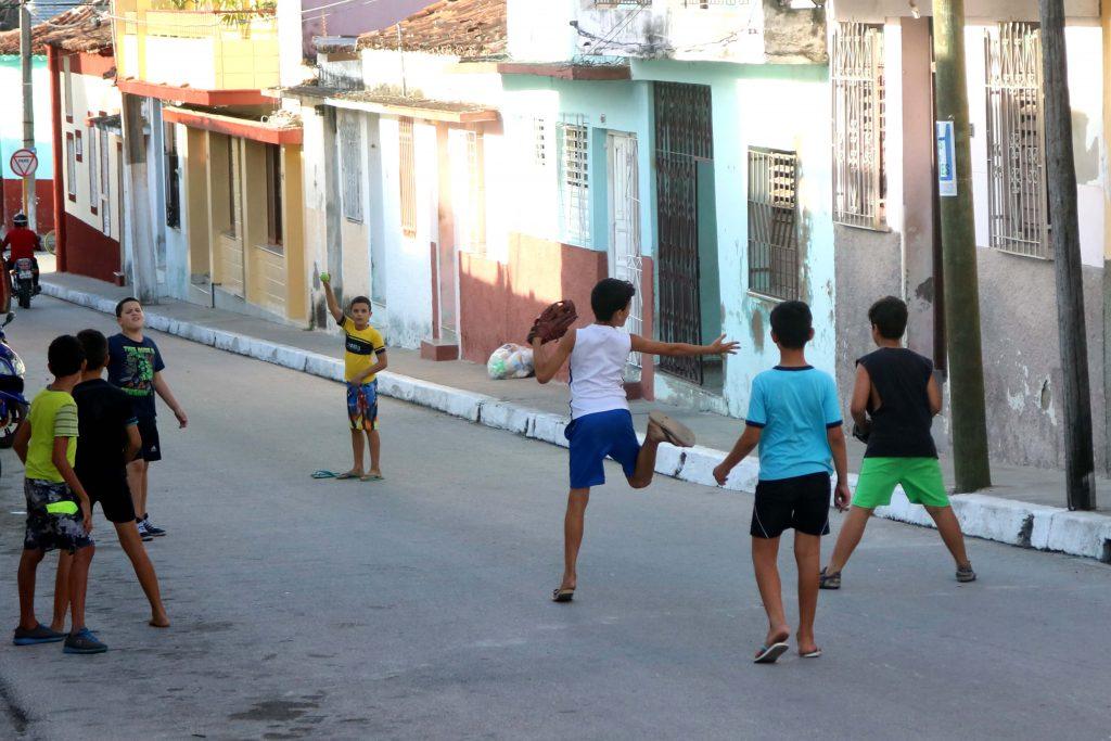 Deporte callejero Cuba