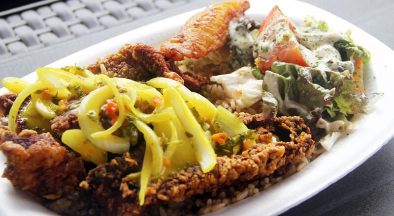 gastronomía afropanameña
