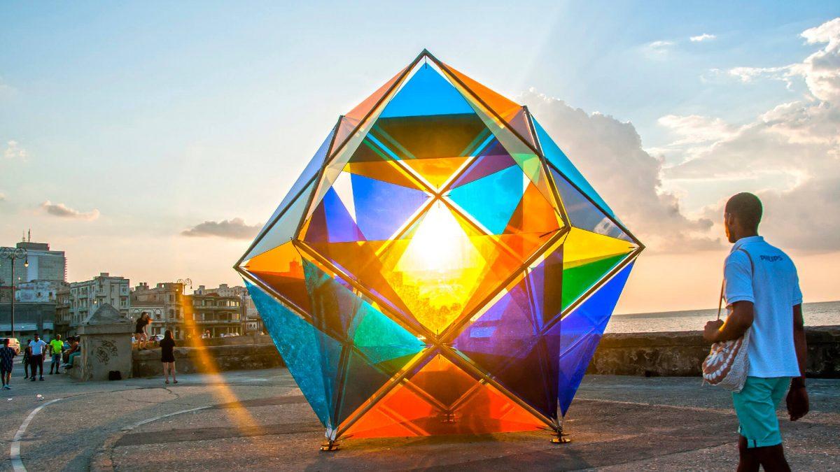 Bienal de La Habana, una ciudad de 500 años convertida en galería a cielo abierto