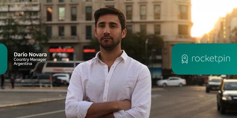 Rocketpin, la startup chilena que recopila datos útiles para las empresas