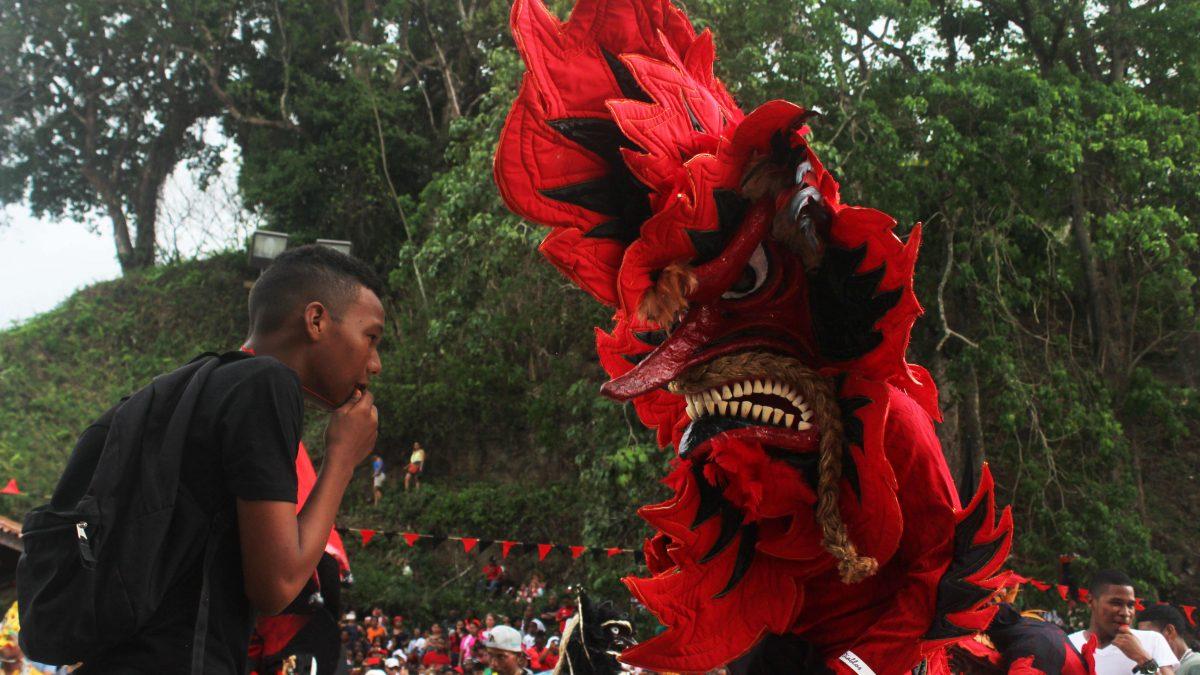 El baile de congos y diablos que celebra la cultura negra de Panamá