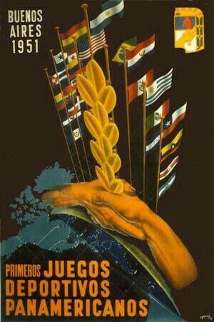 Juegos Panamericanos Buenos Aires 1951