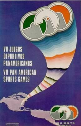 Juegos Panamericanos México 1975