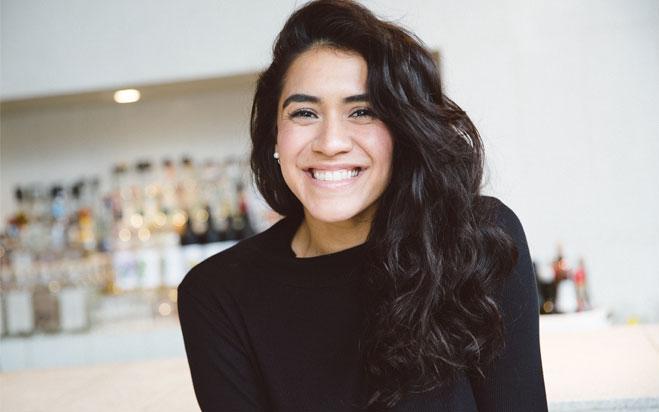 Así es la mexicana Daniela Soto-Innes, la mejor chef del mundo