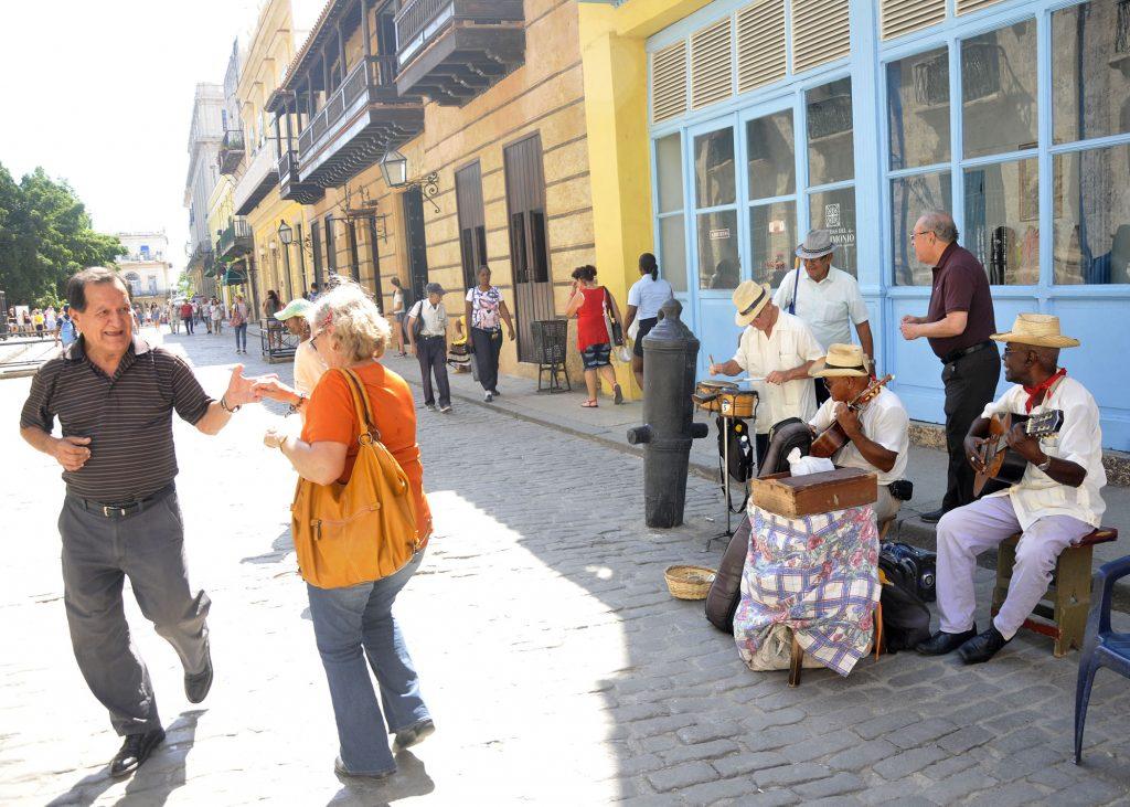 Arte callejero La Habana