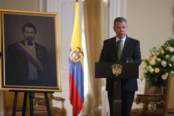 presidente negro colombia