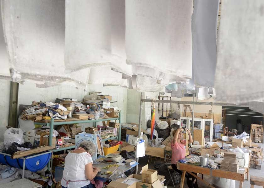Ciclo EcoPapel, un emprendimiento ecológico en La Habana