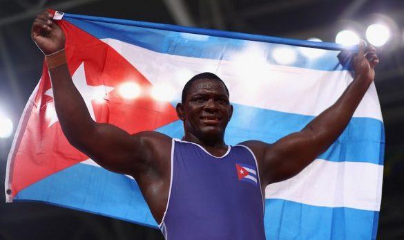 Mijaín López, una leyenda de los Juegos Panamericanos