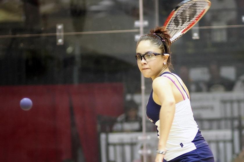 Paola Longoria, de México