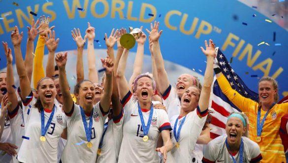 Estados Unidos futbol femenino