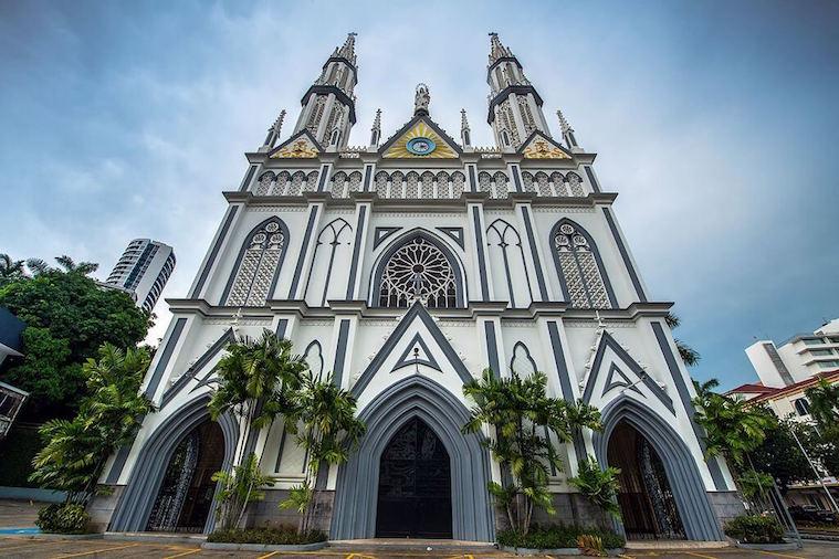 Iglesia del Carmen Panamá