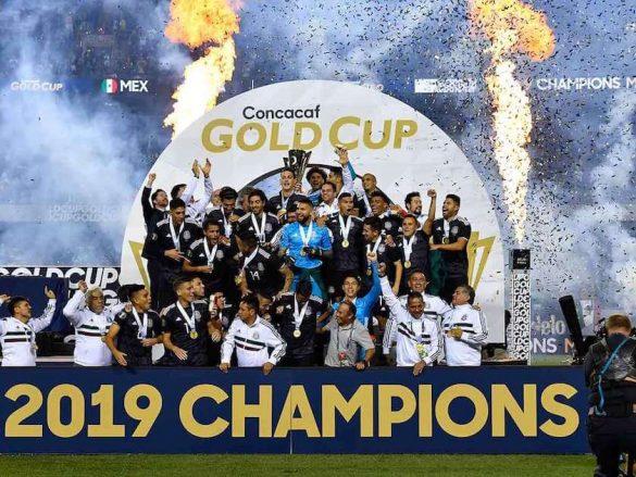 Mexico Copa Oro