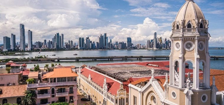 Casco antiguo de Panama