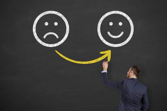 pensamiento positivo startup