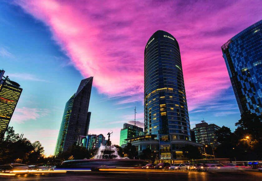 Turismo negocios Mexico