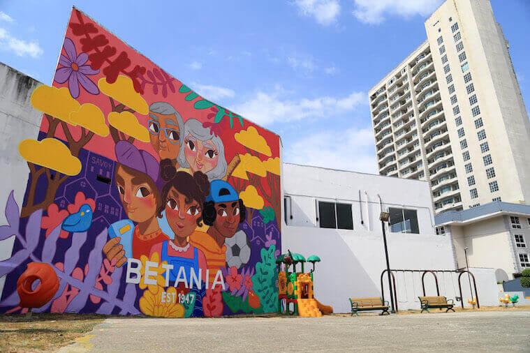 Mural 500 Panamá