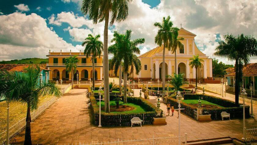 Viaje a Trinidad, la ciudad cubana detenida en el tiempo