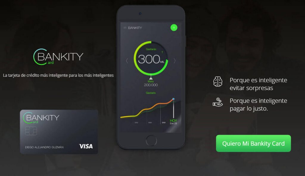 Bankity startup