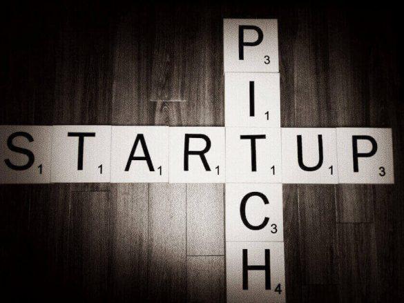 pitch startup