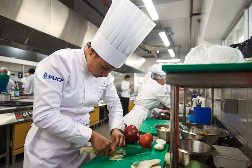 Alexa María Hernández, la nueva promesa de la cocina panameña