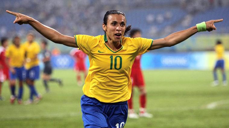 Marta Viera, mejores atletas latinoamericanos y caribeños