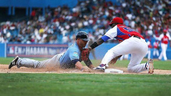 MLB y Cuba