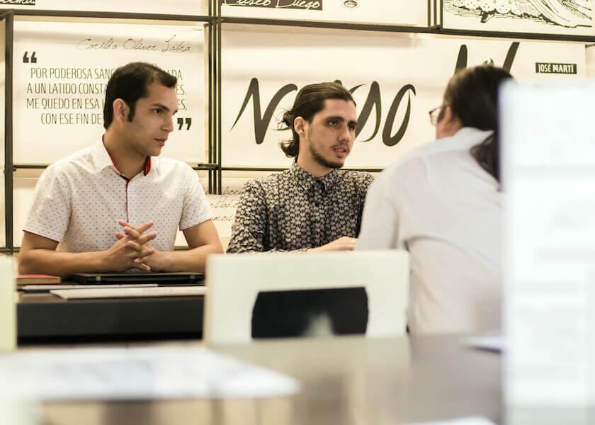 El Catre, una red social de comercio electrónico para emprendedores cubanos