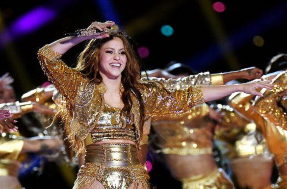 Shakira Champeta