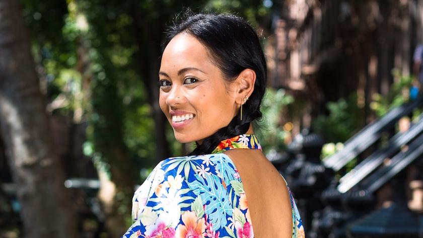 Anya Ayoung-Chee, la revolución de la moda que llega de Trinidad y Tobago