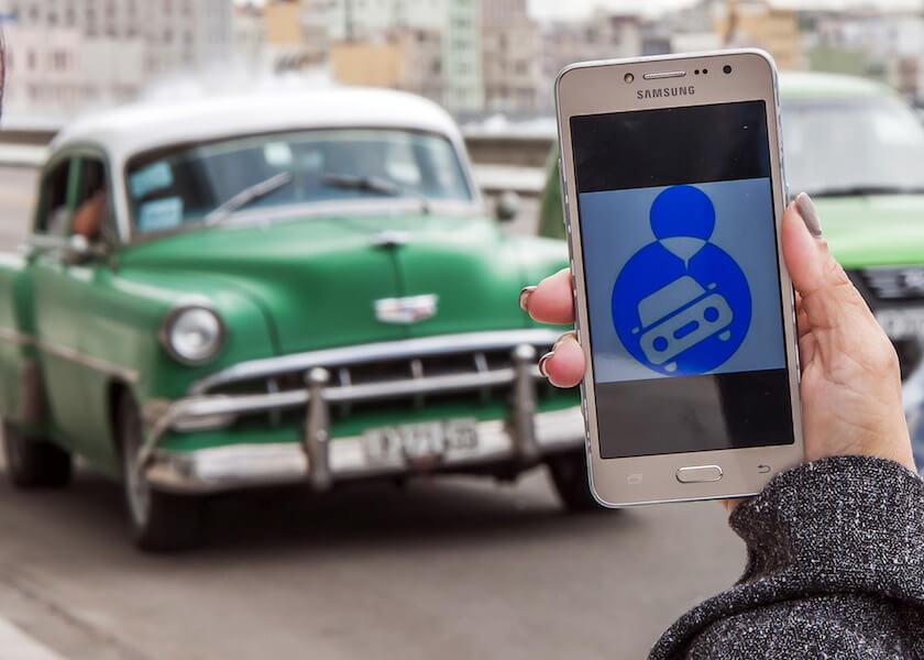 YoTeLlevo, la plataforma digital para moverte por Cuba en taxi