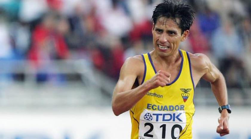 Los 10 mejores deportistas de Ecuador de la historia