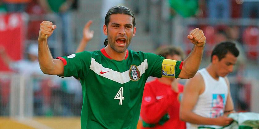 Los 10 mejores futbolistas mexicanos en la historia