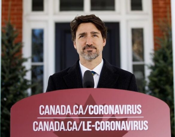 coronavirus canada