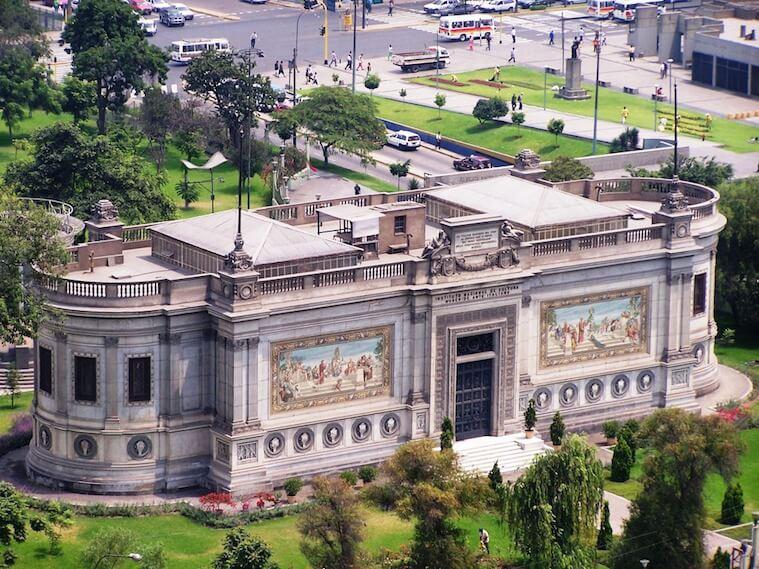 Museo de Arte Italiano de Lima