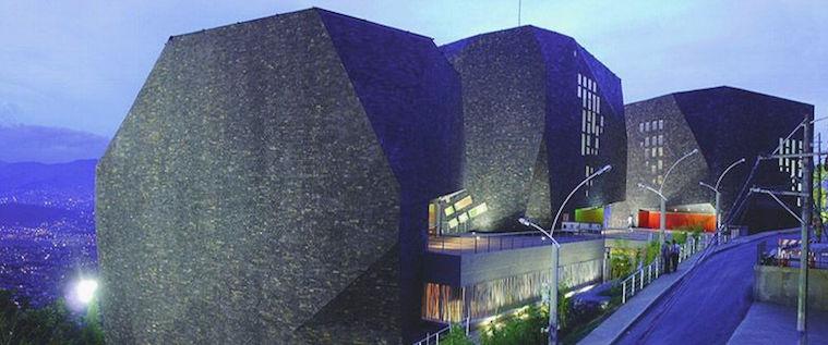 Biblioteca España de Medellín