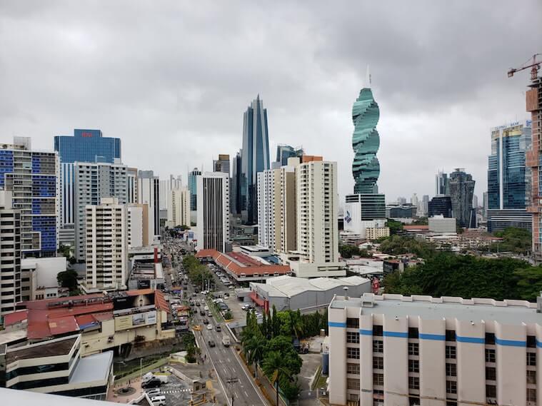 El Tornillo de Panamá