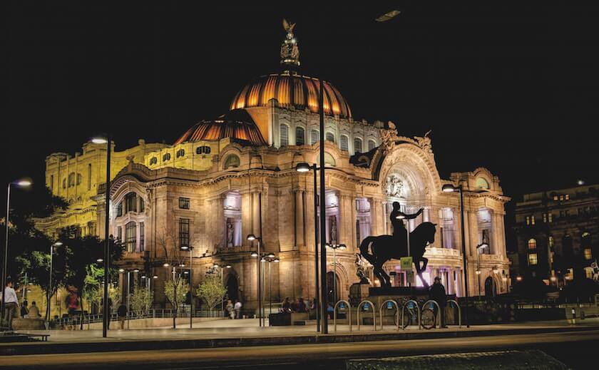 Estos son posiblemente los edificios más famosos de América Latina