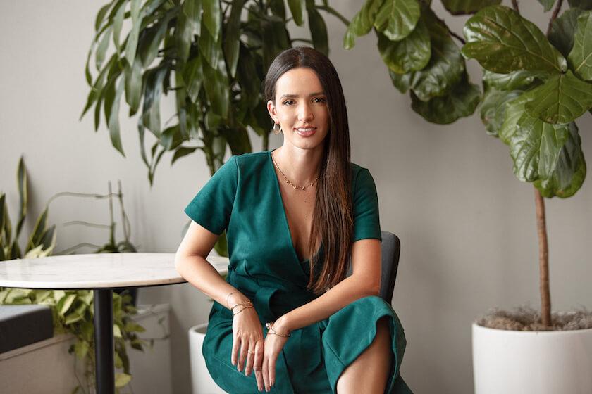 Pierina Merino, la arquitecta venezolana que ha revolucionado el storytelling social